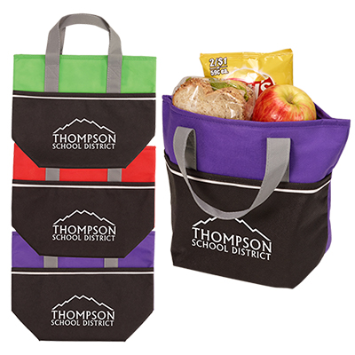 Non-Woven Carry-It Cooler Tote