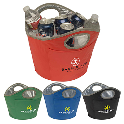 Tailgater Ice Bucket-Full Color