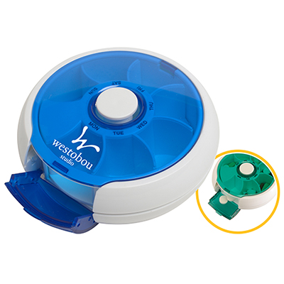 push-it pill dispenser