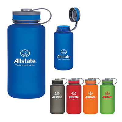 32 oz. tritan hydrator sports bottle
