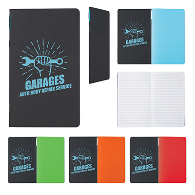 5 x 8 1/2 script notebook