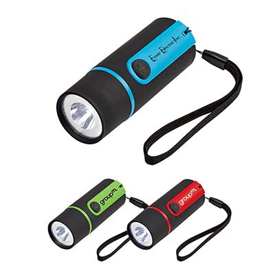 Two-Tone Flashlight