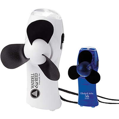 turbo mini fan / flashlight