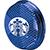 Reflector blue 26995