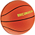 Basketball Stress Reliever orng 26996