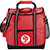 Beach Side Deluxe Event Cooler red 26998