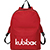 Computer Backpack red 27005