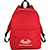 Backpack red 27030