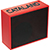 Bluetooth Speaker red 27032