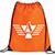 Large Oriole Drawstring Sportspack orng 27041