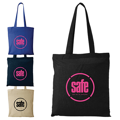 100% Cotton Carolina Convention Tote