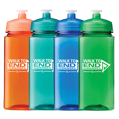 24 oz. polysure™ squared-up bottle