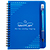 Havana Notebook With Pen blue 27116