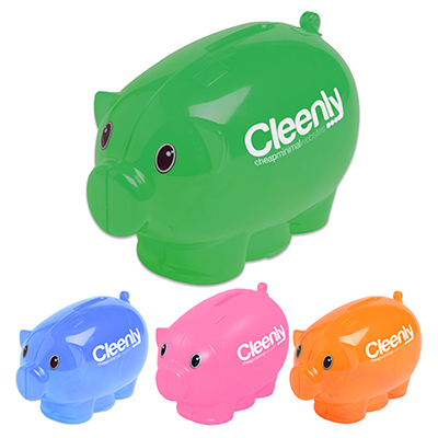 mini piggy bank