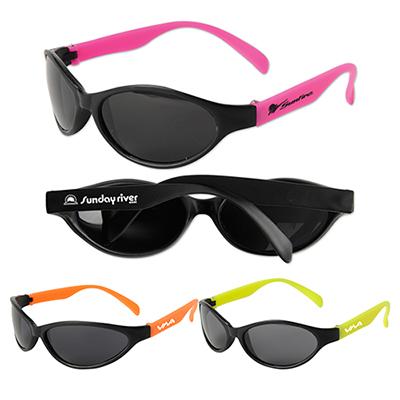 junior tropical wrap sunglasses