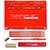 Academic School Kit red 27135
