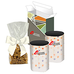 27186 - Tailgate Munchies Combo Set With Custom Box