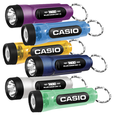 Mini Flashlight with Key Ring