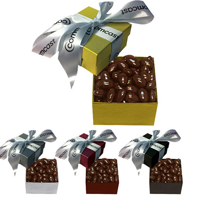 classic gift box - chocolate covered almonds