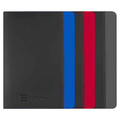 color accent junior padfolio