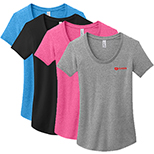 27289 - District ® Women's Fitted Very Important Tee ®