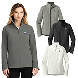 27320 - The North Face® Ladies Tech Stretch Soft Shell Jacket