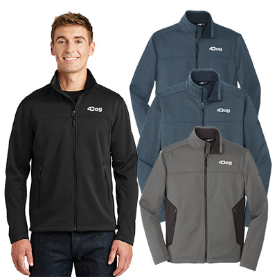 8696dbc04f66 Promotional North Face Ridgeline Soft Shell Jacket  Ideal for misty  mornings and evening downpours