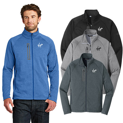 e5c6515d4389 Promotional north face canyon flats fleece jacket - Promo Direct