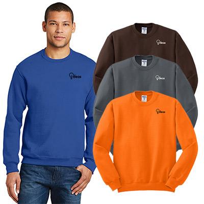 jerzees - nublend crewneck sweatshirt