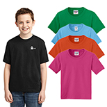 27341 - JERZEES® - Youth Dri-Power® Active 50/50 Cotton/Poly T-Shirt