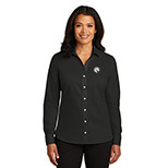 27351 - Red House® - Ladies Non-Iron Twill Shirt
