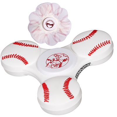 gametime™ spinner - baseball
