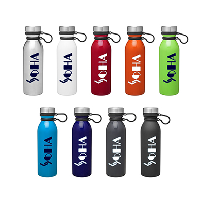 20.9 oz. h2go concord vacuum stainless steel bottle