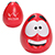 Happy Face Slo Release Serenity Squishy red 27504