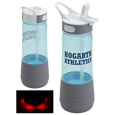 15 oz. Symphony Water Bottle & Wireless Speaker