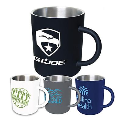 15 oz. halcyon soft touch coffee mug