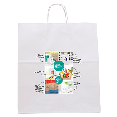 white knight paper bag (color vista)