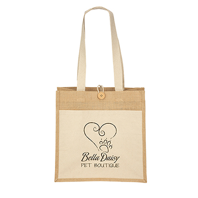 izzy reusable tote bag