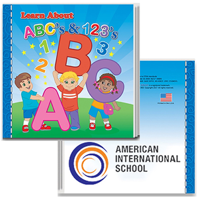 ABCs & 123s Elementary Education Storybook