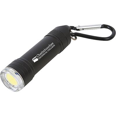 pull apart cob flashlight key chain