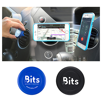 automotive magnetic cell phone docking station