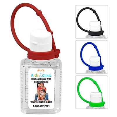 0.5 oz compact hand sanitizer antibacterial gel