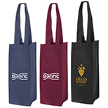 27768 - Poly Pro Wine Tote