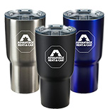 27814 - 30 oz. Everest Stainless Steel Insulated Tumbler