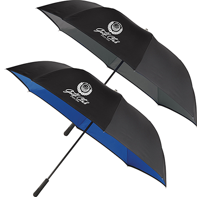 58 inversion manual golf umbrella