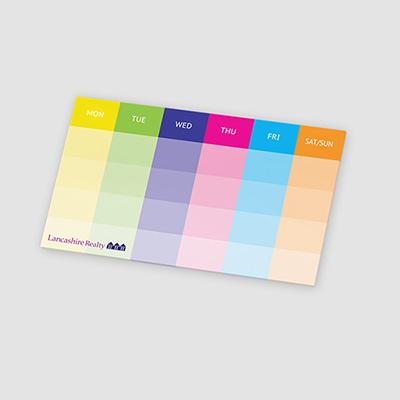 post-it® organizational notes - 50 sheets