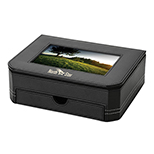 28022 - Pardo Photo Frame Desk Box
