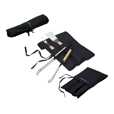 Barton Springs 3 Piece BBQ Set
