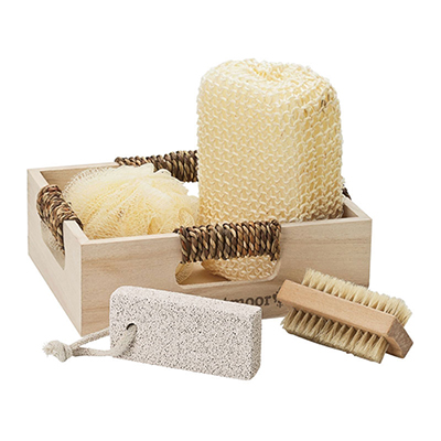 getaway 4 piece spa kit in box