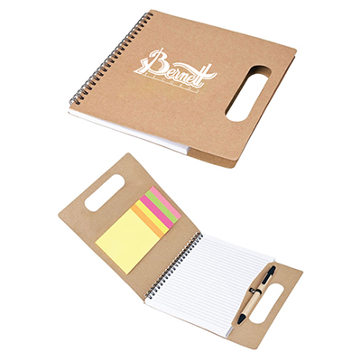 santo handled note set